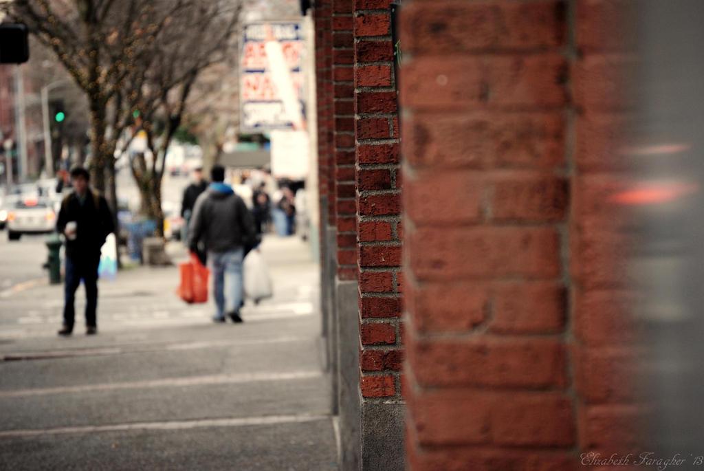 A Walk In Seattle by Fair-Uh-Grrr