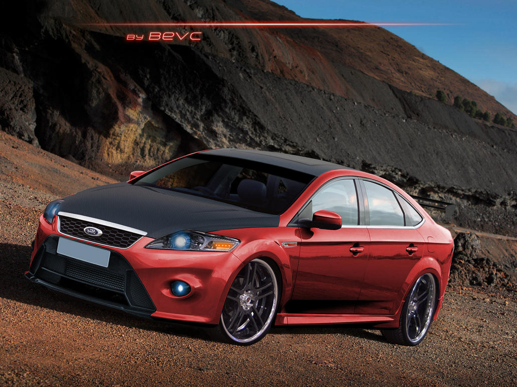 Ford Mondeo RS by Straxer