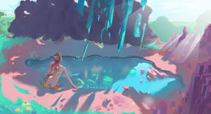 The Crystalline Pool