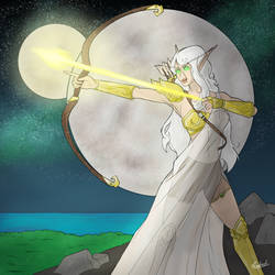 Moon's Arrow