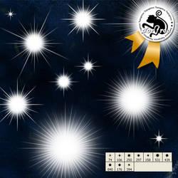 YU Big star brush by nutspress