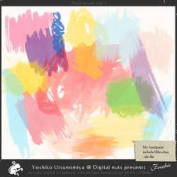 Paint brush vol.1 by nutspress