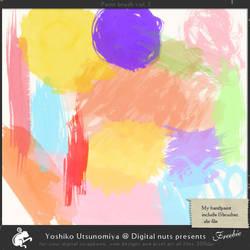 Paint brush vol.3 by nutspress