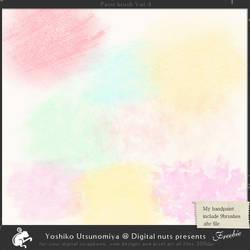 Paint brush Vol.4