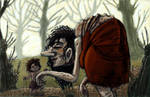 The Troll Who Cared . . . by ZeeZeeMonster