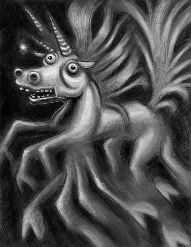 Dysfunctional Unicorn by Agent-Jolliday