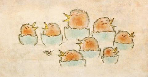 Birdies by Agent-Jolliday