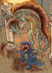 Perplexed Dragon