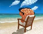 My Brain On Vacation by ZeeZeeMonster