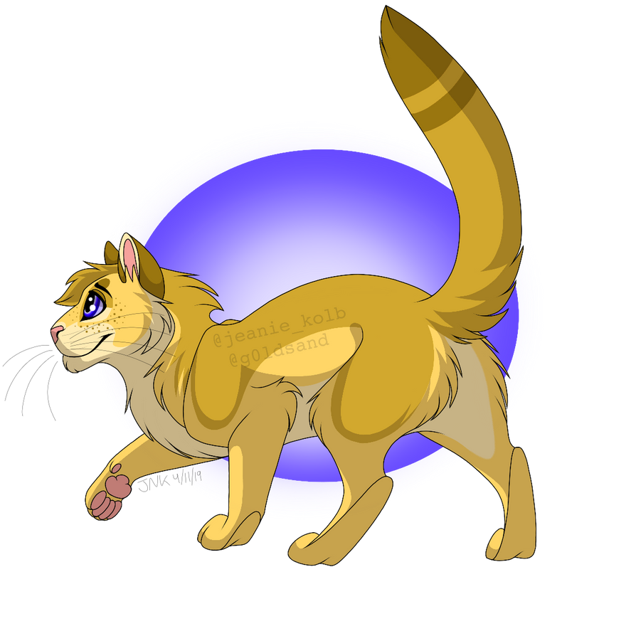 Warriors Erin Hunter Lost Stars: Rootpaw By Goldsand On DeviantArt