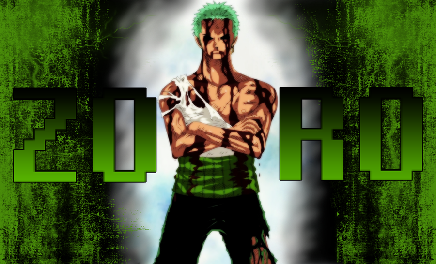 Roronoa Zoro HD Wallpaper