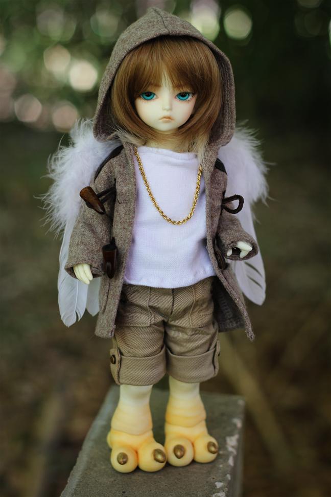 Little Bird by aisu-isme
