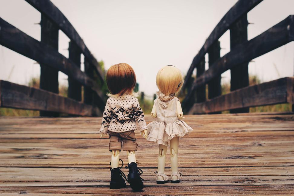 Bridge to Anywhere by aisu-isme