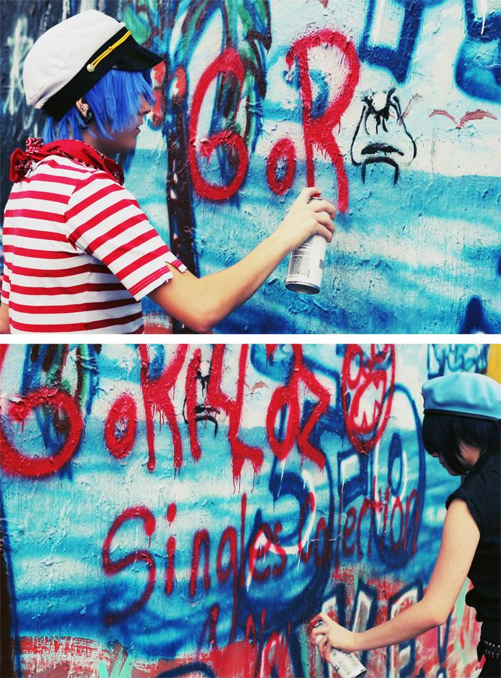 Writing on the Wall by aisu-isme
