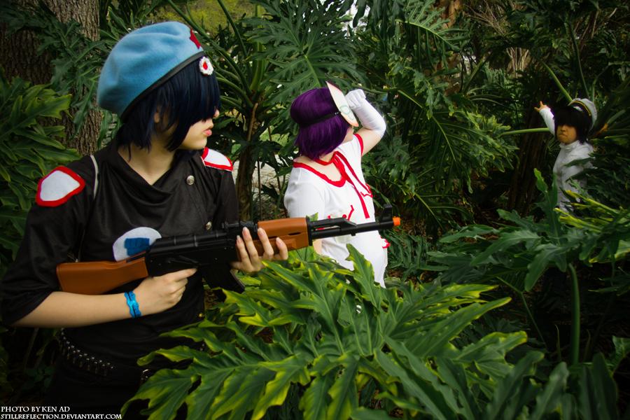 Jungle Trek by aisu-isme