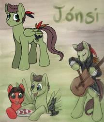 Jonsi Pony by aisu-isme