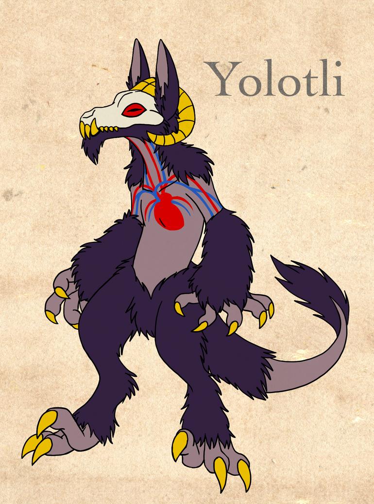 Yolotli by aisu-isme