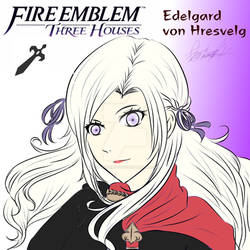 Fire Emblem: Edelgard von Hresvelg