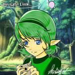Legend of Zelda: Saria Doodle