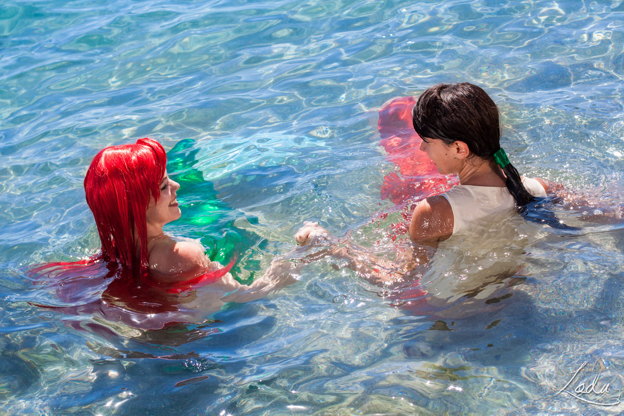 The Little Mermaid 2 by Erendrym