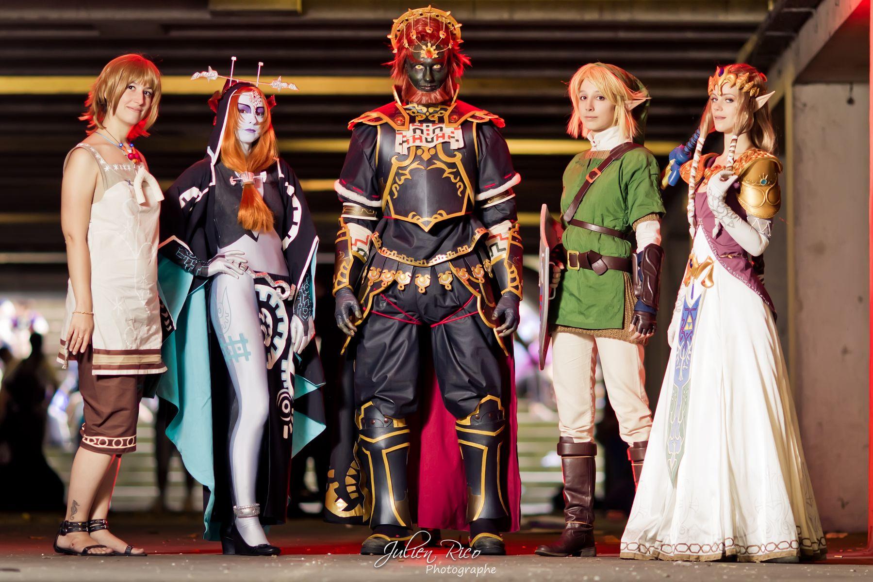 The Legend of Zelda by Erendrym