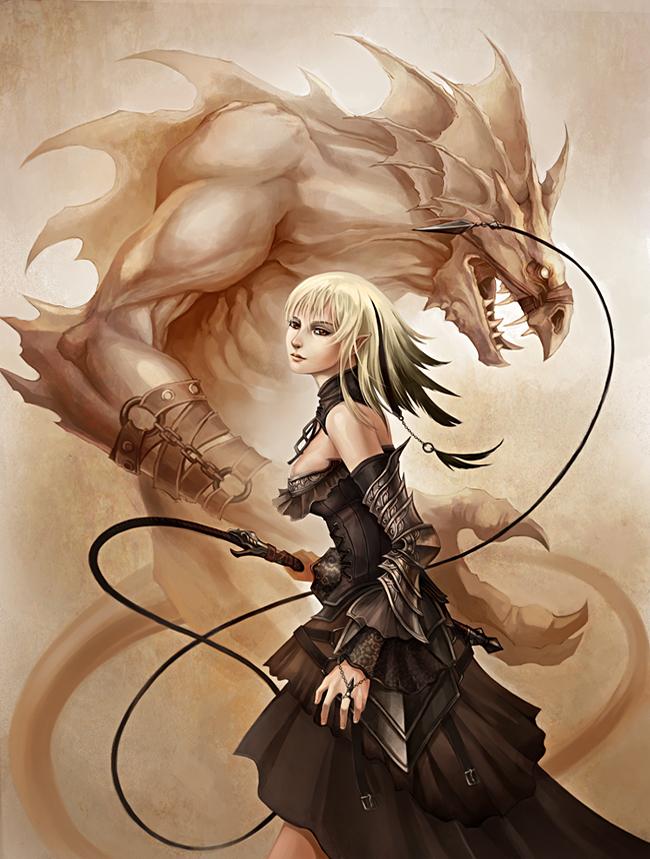 Dragon Play - Page 5 Beastmaster_by_sandara