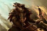 Lynx warrior