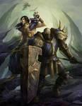04 warhammer: chosen + zealot