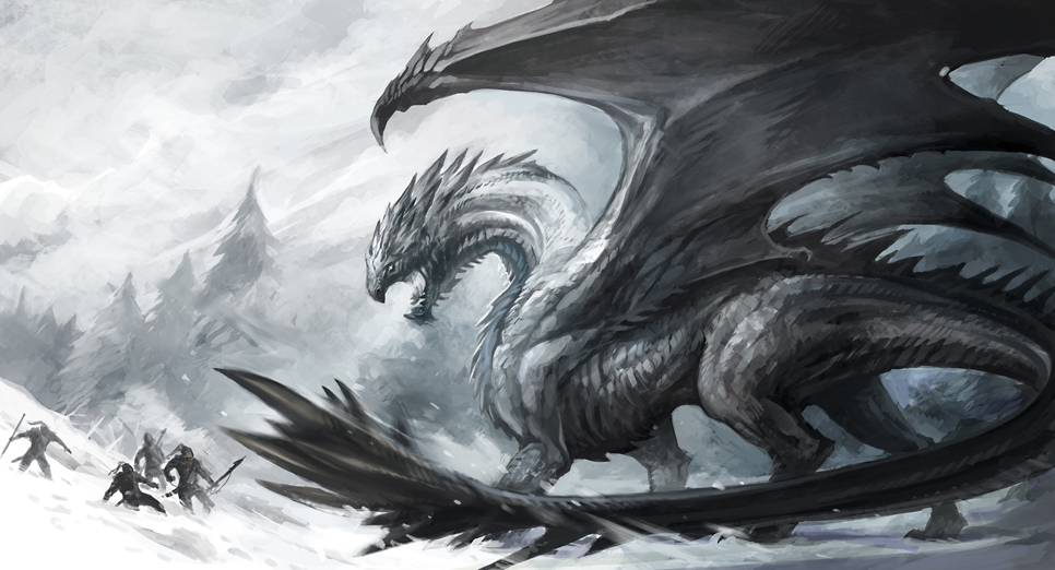 The Hunt for the Dragon.