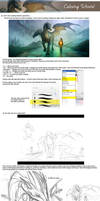 Coloring tutorial - 01