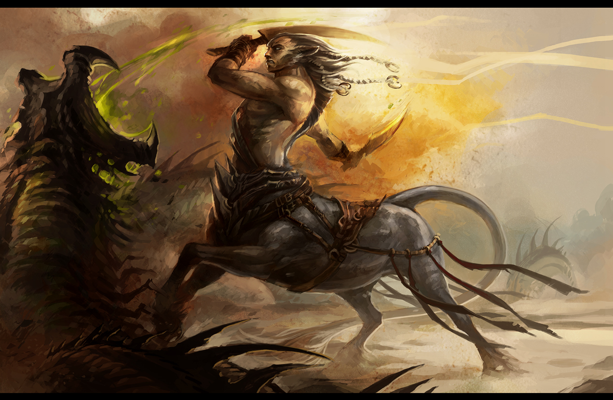 Free fantasy female centaur wallpapers porncraft picture
