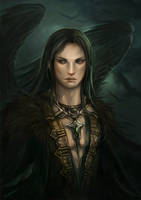 vampire by sandara