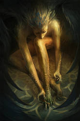 vain harpy by sandara