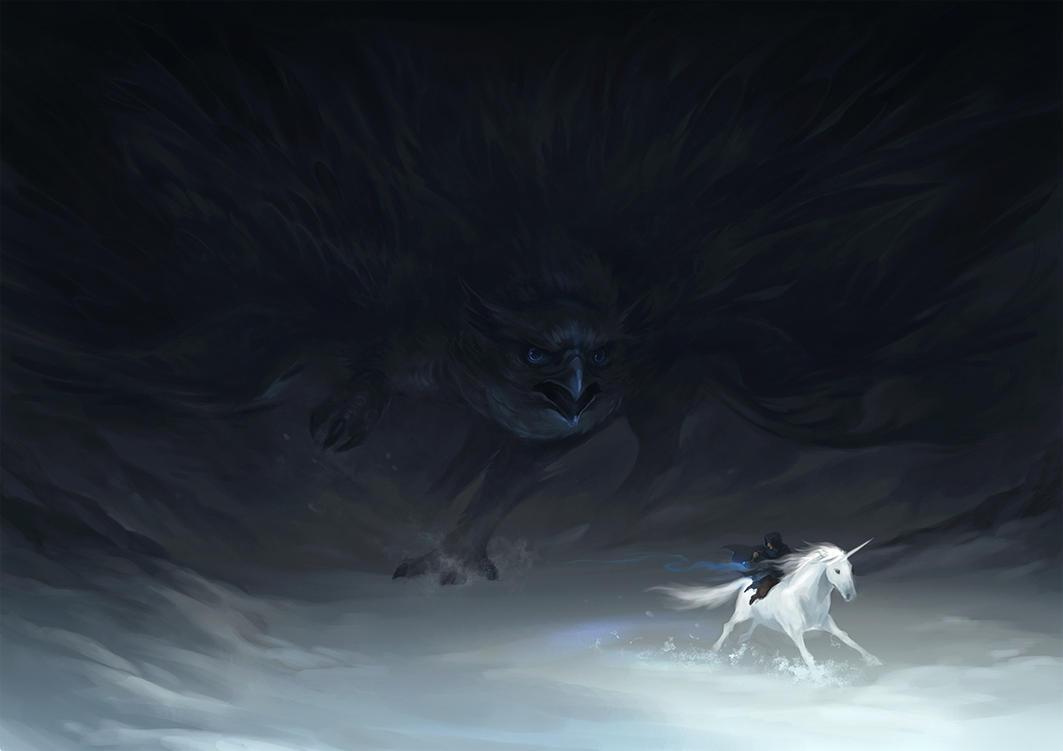 the dark by sandara