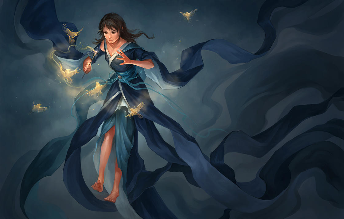 spirits by sandara