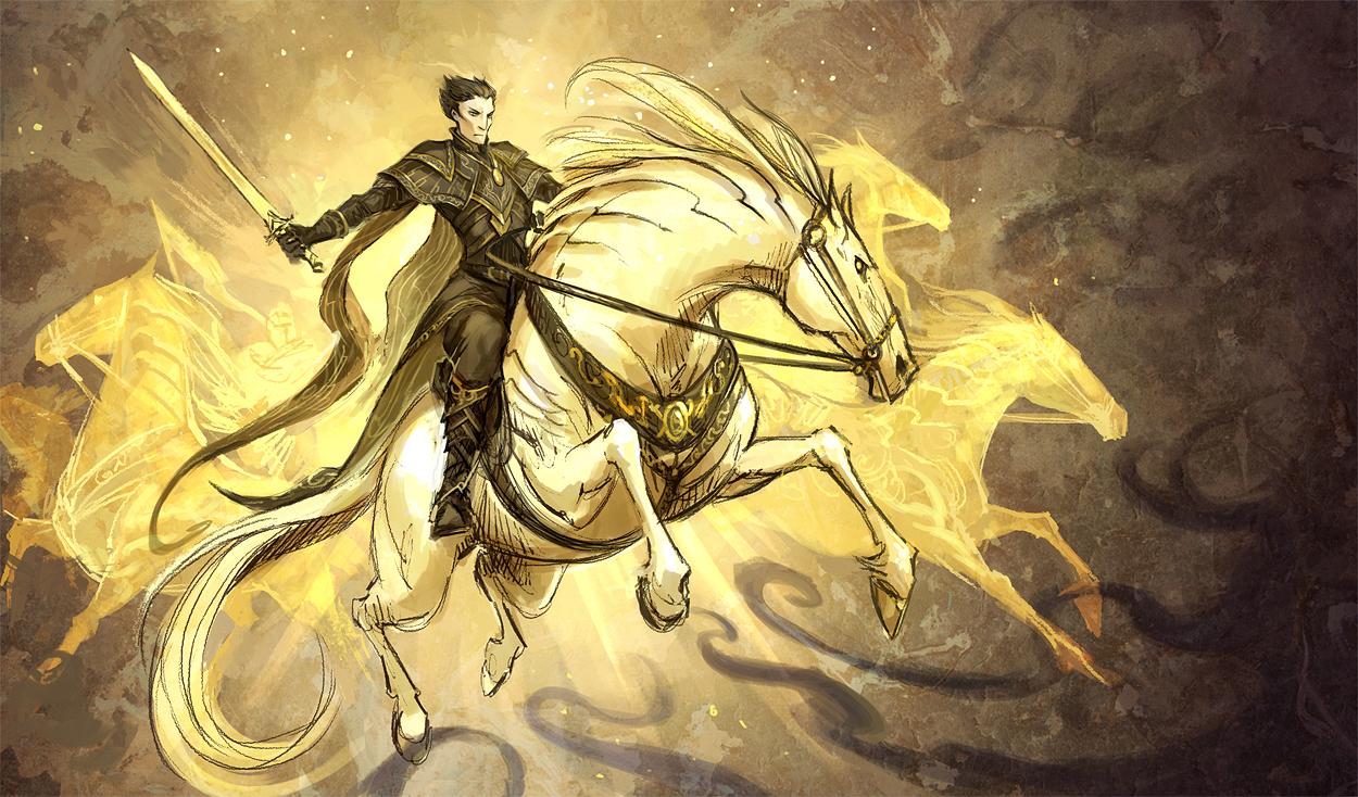 golden by sandara
