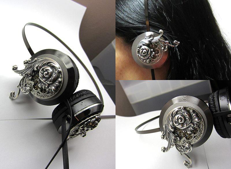 My headphones by sandara