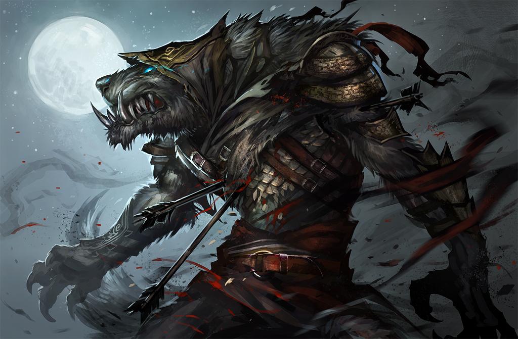 Raças Werewolf_by_sandara-d60cws0