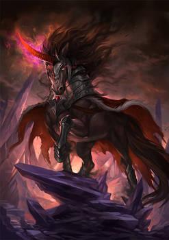 MLP Villains - King Sombra