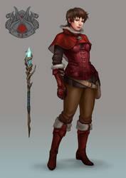 red mage by sandara