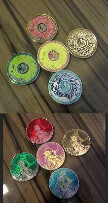 Hnp coins 2nd minting