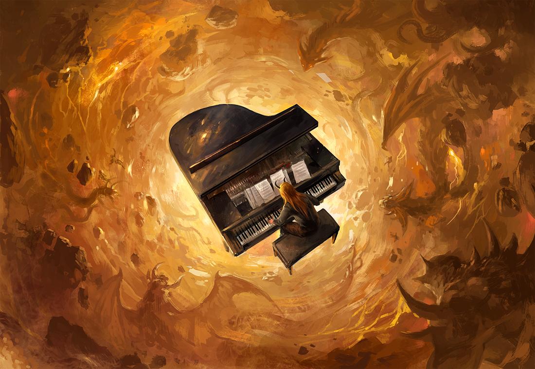Mephisto Waltz by sandara