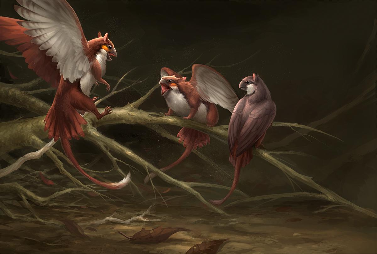 3 Griffins