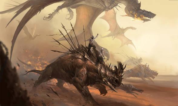 Mad Max - War Beasts
