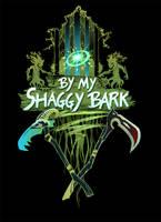 By My Shaggy Bark! by sandara