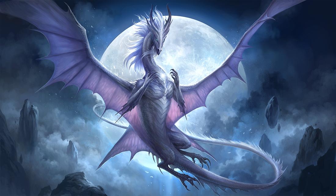 White Dragon V By Sandara