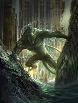 Worm - Endbringer Leviathan