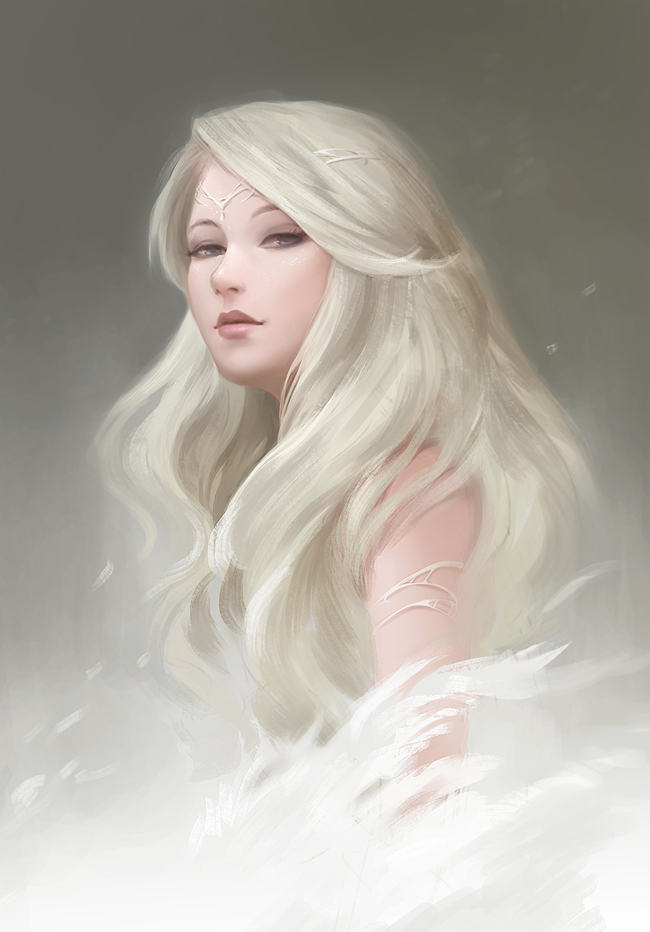 Face 01 by sandara on DeviantArt  Face 01 by sand...