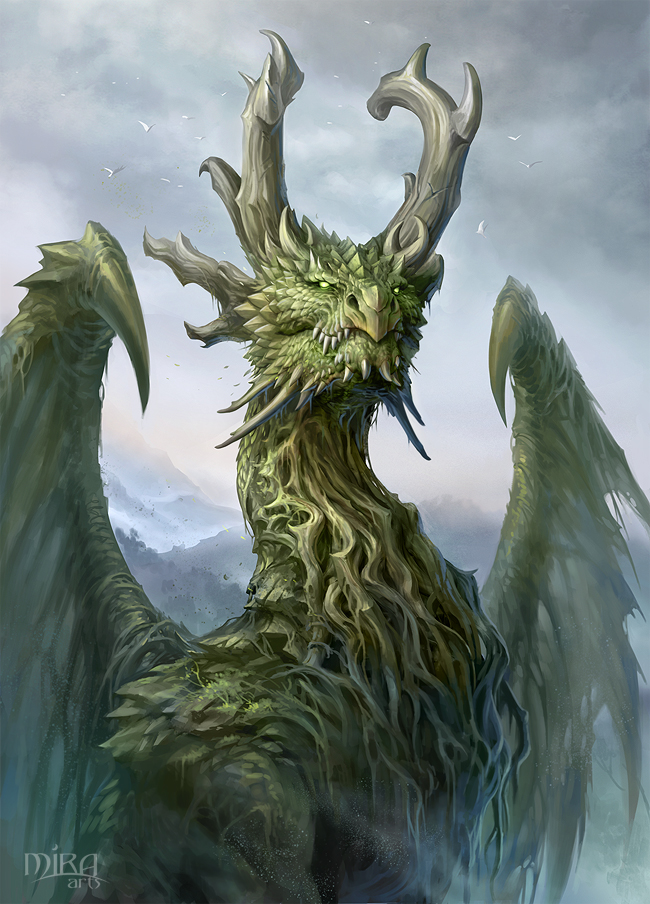 What would a dragon raised in the feywild look like dnd - Awesome dragon pictures ...