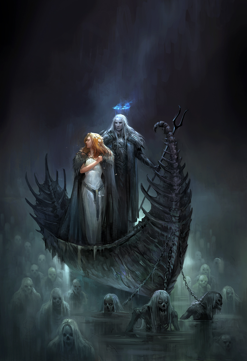 hades and persephone 3 by sandara